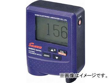 サンコウ プローブ一体型デュアルタイプ膜厚計 SAMAC-FN SAMACFN(4716213) JAN:4560190603802