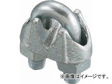トラスコ中山 ワイヤークリップ スチール製 3mm用 100個入 TWC-03-100P(4706838) JAN:4989999290844