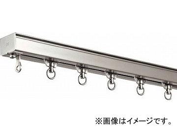 岡田 D40カーブレール800×800×530Rステンレス 25L02-SU(4574893)