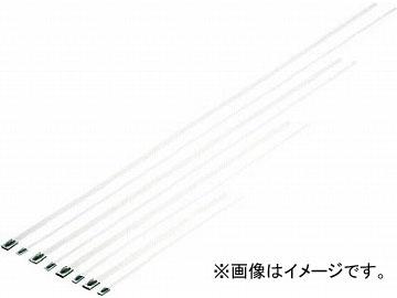 パンドウイット MLTタイプ ステンレススチールバンド SUS316 MLT8S-CP316(4774736)