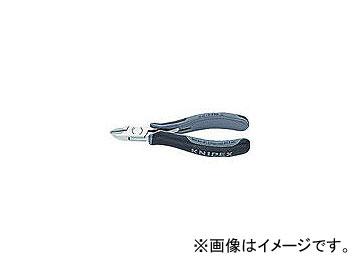 クニペックス 7702-120HESD 超硬刃エレクトロニクスニッパー 7702-120HESD(4713729) JAN:4003773075813
