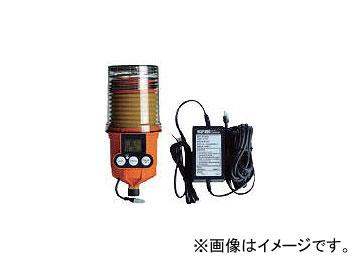 パルサールブ M 250cc DC外部電源型モーター式自動給油機(グリス空) MSP250/MAIN/VDC(4905954) JAN:4936305130318