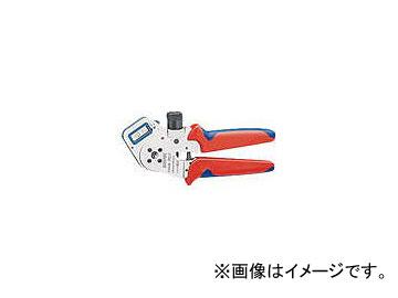 クニペックス 9752-63DG デジタル圧着ペンチ 9752-63DG(4787510) JAN:4003773063209