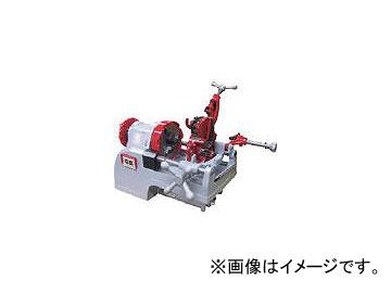 REX 自動切上ダイヘッド付パイプマシン F50A3(ステンレス管仕様) F50A3SUS(4854586)