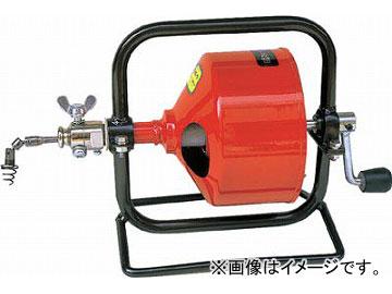 ヤスダ 排水管掃除機F3型スタンド型 F3-8-12(4664591)