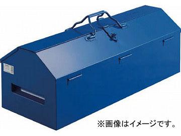 トラスコ中山 ジャンボ工具箱 600X280X326 ブルー LG-600-A(4820347) JAN:4989999317916