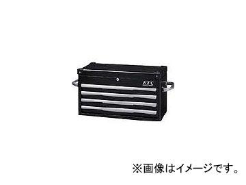 満点の JAN:4989433834528:オートパーツエージェンシー KTC トップチェスト(4段4引出し)シルバー EKR-1004(4561911)-DIY・工具