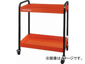 日本人気超絶の バーコ 2段ロールカート 1470KC2(4708857) JAN:7314150226696, 頴田町 24c54a07