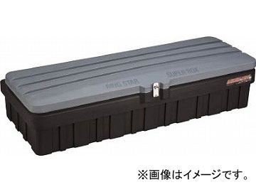 リングスター スーパーボックスグレートスリムSGF-1600SSグレー/ブラック SGF-1600SS-GY/BK(4873971) JAN:4963241007213