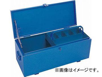 リングスター 大型車載用工具箱GT-750ブルー GT-750-B(4872771) JAN:4963241001273