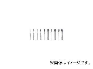 ナカニシ 電着ダイヤモンドセット 10本入 15311(4761839)