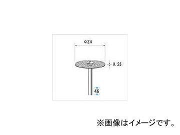 ナカニシ 電着ダイヤモンドディスク 14304(4761600)