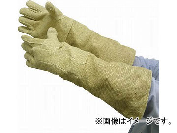 ZETEX ゼテックスプラスダブルパーム手袋58cm 20112-2301-ZP(4708300) JAN:4580376760082
