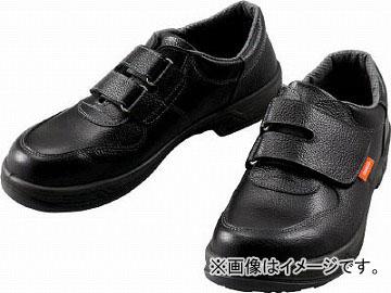 トラスコ中山 安全靴 短靴マジック式 JIS規格品 24.0cm TRSS18A-240(4933133) JAN:4989999413403