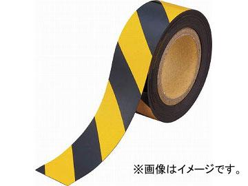 【国内即発送】 JAN:4989999312874:オートパーツエージェンシー トラスコ中山 TMGH-1810BY(4779509) マグネット反射シート 180mmX10m 黄・黒-DIY・工具