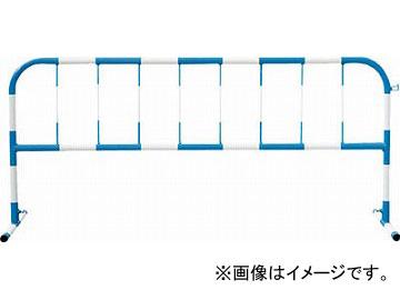 トーグ カラーパイプバリケード白反射青 CB-1(4622821) JAN:4571296724667