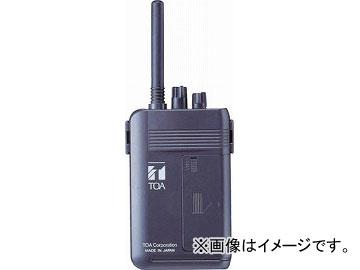 TOA 携帯型送信機(ツーピース型) WM-1100(4537718) JAN:4538095000460