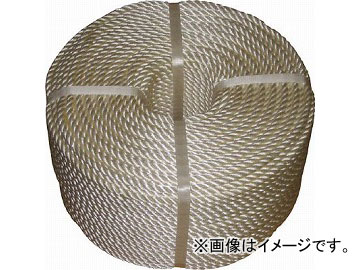 高木 JISナイロンロープ 16.0mm×200m 36-7408(4614828) JAN:4943956674085