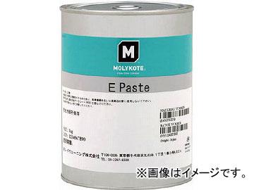 モリコート ペースト(淡黄色) Eペースト 1kg E-10(4386876)