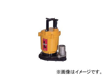 川本 残水排水用水中ポンプ LU2-506-0.4S(4784138) JAN:4582293887095