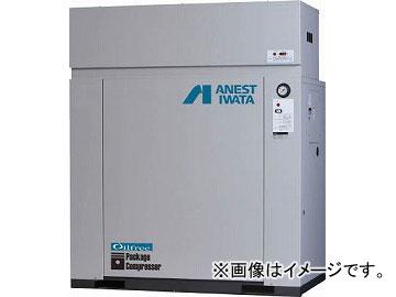 アネスト岩田 オイルフリーコンプレッサ 0.75KW 単相100V 60Hz CFP07C-8.5DC6(4557701) JAN:4538995471773