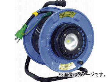 日動 防雨・防塵型LEDライトリール SDW-EB22-10W(4866240) JAN:4937305049457
