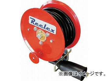 Reelex アースリール 5.5SQ×10m 50Aアースクリップ付 ER-810M(4812174) JAN:4993091100239
