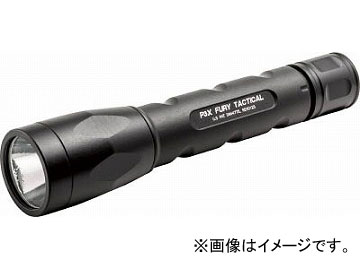 SUREFIRE P3X フューリー タクティカル P3X-A-BK(4904788)