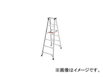 ハセガワ アルミ合金製専用脚立 脚軽 RZ型 6段 RZ2.0-18(4709900) JAN:4968757276184