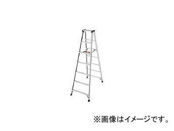 ハセガワ アルミ合金製専用脚立 脚軽 RZ型 7段 RZ2.0-21(4709918) JAN:4968757276214