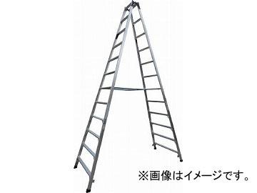 アルインコ 幅広踏ざん(55mm)長尺専用脚立PRS-W PRS360W(4750608) JAN:4969182239034