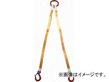 大洋 2本吊 インカリフティングスリング 1t用×2m 2ILS1TX2(4730135) JAN:4580159599731