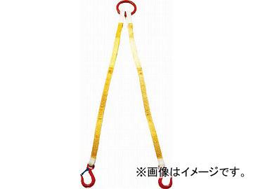 大洋 2本吊 インカリフティングスリング 5t用×1.5m 2ILS5TX1.5(4730208) JAN:4580159599816