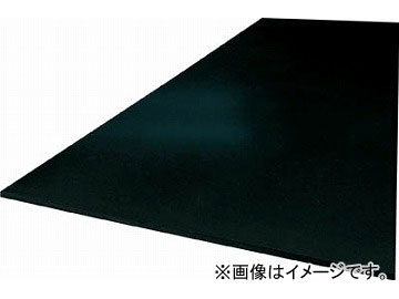 トラスコ中山 作業台用ゴムマット 1700X700X5 黒 GM5L-1700(4551079) JAN:4989999655537