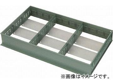 送料無料 トラスコ中山 BM2型ワゴン用仕切板セット 深型 保証 BM2-LST JAN:4989999622621 <セール&特集> 4651782