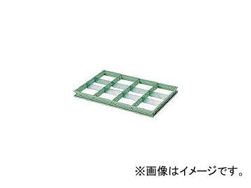 トラスコ中山 BM2型ワゴン用仕切板セット 浅型 BM2-SST(4651791) JAN:4989999622607