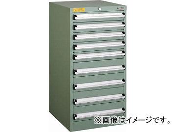 トラスコ中山 VE5S型キャビネット 500X550XH1000 引出6段 VE5S-1009(4790235)