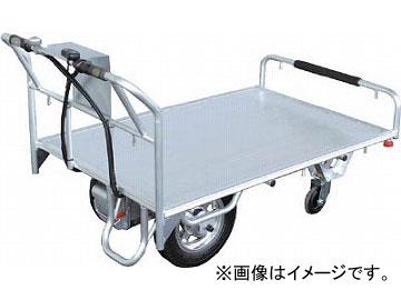 アルミス 電動平台車 DH-4(4850076) JAN:4535601004455