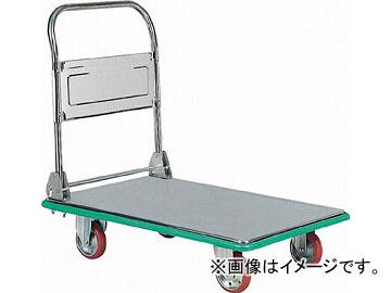 アイケー ステンレス製運搬車 SUS301(4560817) JAN:4945702503014
