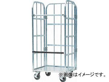 ナカオ アルミ製台車「運ぱん君」 UK-1(4634276) JAN:4984842907702