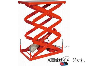 トラスコ中山 スーパーFAリフター100kg 電動式 800X500 高揚程型 HFA-10-0508W3-20(4644034) JAN:4989999677683