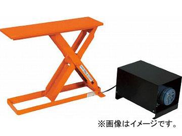 トラスコ中山 スリムリフト350kg 電動油圧式 800X200 HLE-35-2008(4644603) JAN:4989999715385