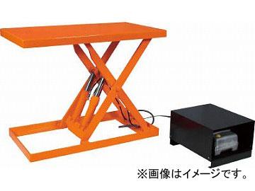 最低価格の 電動式 900X300 ピットレスローリフト150kg FL15-309(4642538) JAN:4989999672619:オートパーツエージェンシー トラスコ中山 超低床型-DIY・工具