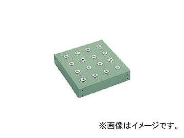 トラスコ中山 フリーテーブル 450X450 P100 C-5LX16 FT-45-100(4668499) JAN:4989999654783