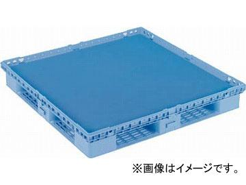 サンコー パレット台車 D4-1111M ブルー SK-D4-1111M-BL(4594029) JAN:4983049540125