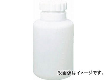 テフロン PFA回転成型大型広口瓶 10L NR1501-02(4657519) JAN:4562305541382