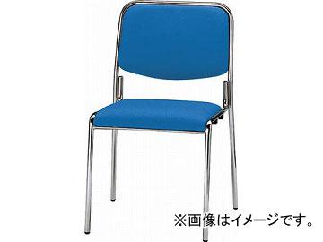 TOKIO ミーティングチェア(スタッキング) 布 クリアブルー FSX-4-CBL(4645979) JAN:4942646025695