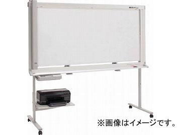ウチダ OAボード書撮りくん MC18002型C脚PR台一体型 7-140-1221(4924401)