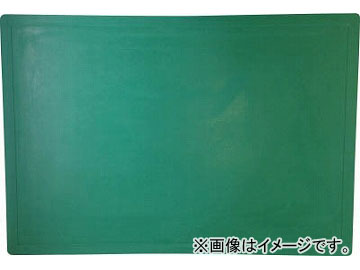 トラスコ中山 粘着マットフレーム 緑 900X600用 CM6090-BASE-GN(4747968) JAN:4989999296914