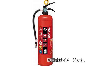 ヤマト 中性強化液消火器3型 YNL-3X(4932021) JAN:4931554007916